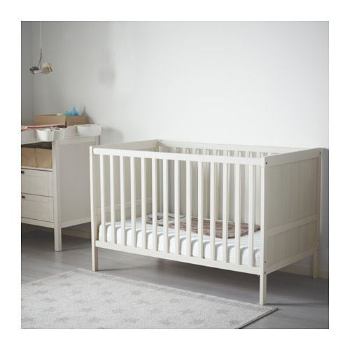 the 25 best ikea crib ideas on pinterest ikea nursery. Black Bedroom Furniture Sets. Home Design Ideas