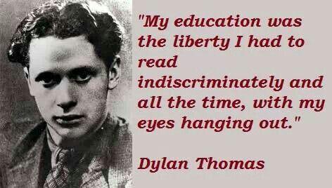 Dylan Thomas Thomas, Dylan (Twentieth-Century Literary Criticism) - Essay