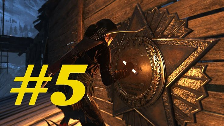 Rise of the Tomb Raider #5 Депо - Прохождение игры XBOX GamePlay