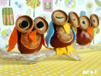Fall Owl Craft with Kids! SO CUTE!