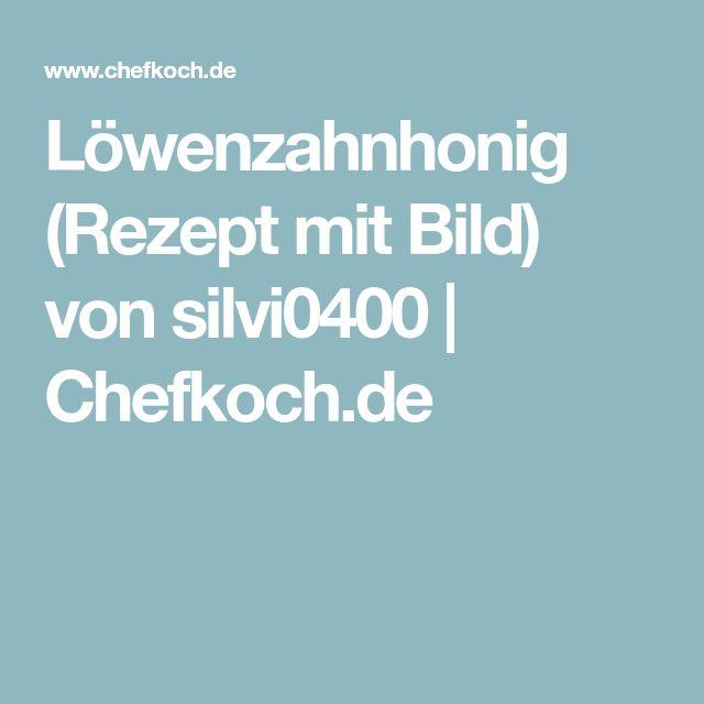 Löwenzahnhonig (Rezept mit Bild) von silvi0400 | Chefkoch.de