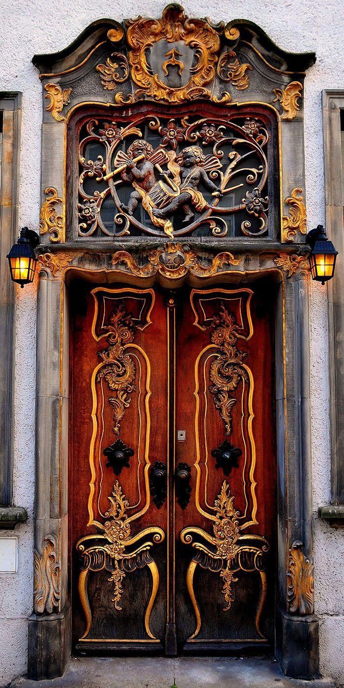 36 De las puertas más hermosas y creativas que verás                                                                                                                                                                                 Más