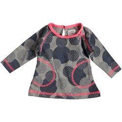 #Baby jurkje graffic dot stoere meiden jurk www.kieke-boe.nl