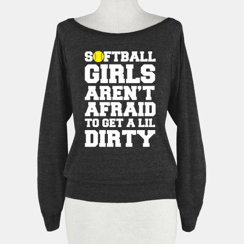 Softball Girls Aren't Afraid