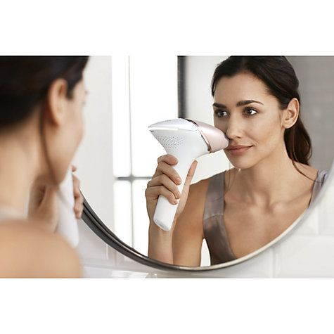 Buy Philips Lumea BRI950/00 Prestige IPL Hair Removal Device for Body and Face Online at johnlewis.com