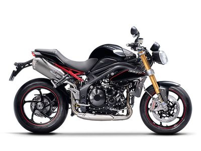 2013 Triumph  Speed Triple R Condition: New Retail Price: $15,999.00 Selling Price: $14,406.07 Stock Number: T65492 Year: 2013 Make: Triumph Model: Speed Triple R Color: BLACK  #MartinMoto #Boyertown #Triumph #motorcycle #forsale