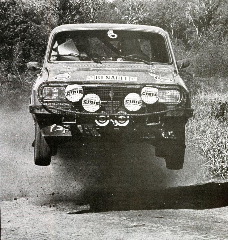Jean Ragniotti / Jean-Marc Andrié (Renault-12-Alpine) Rallye Codasur - Argentine - AUTOhebdo août 1979. --  frenchcurious:
