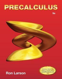 Precalculus 9th Edition