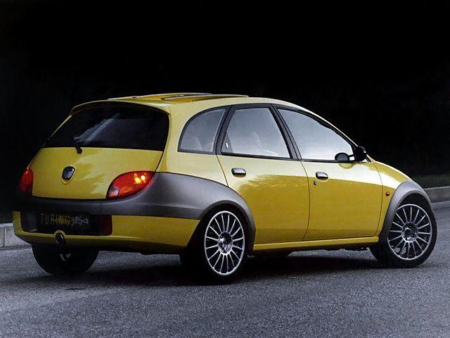 1998 Ford TouringKa Concept