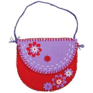 Felt Purse Craft Kit for Children