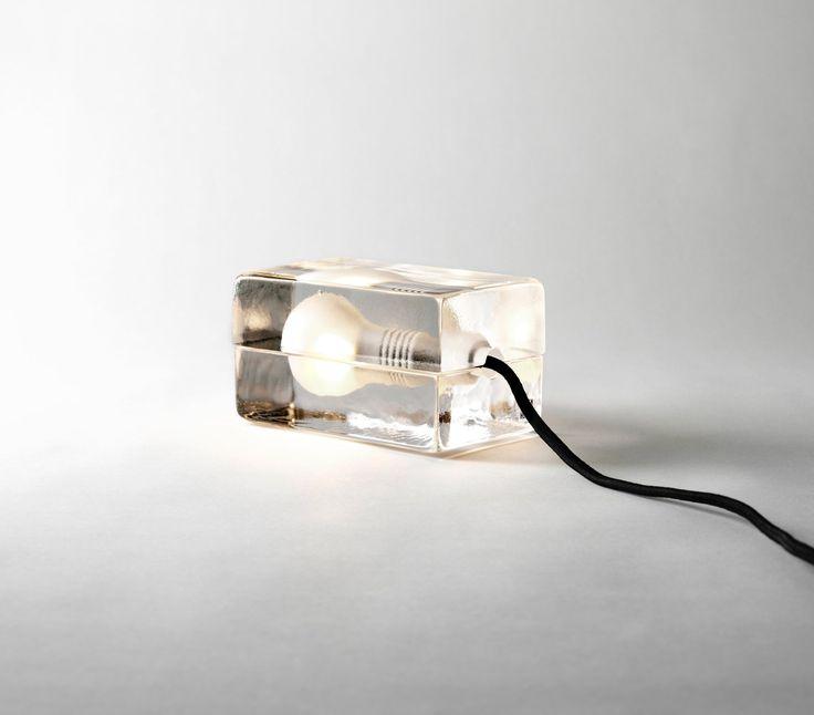 Block Lamp By Harri Koskinen For Design House Stockholm Up Interiors Lamp House Design Design