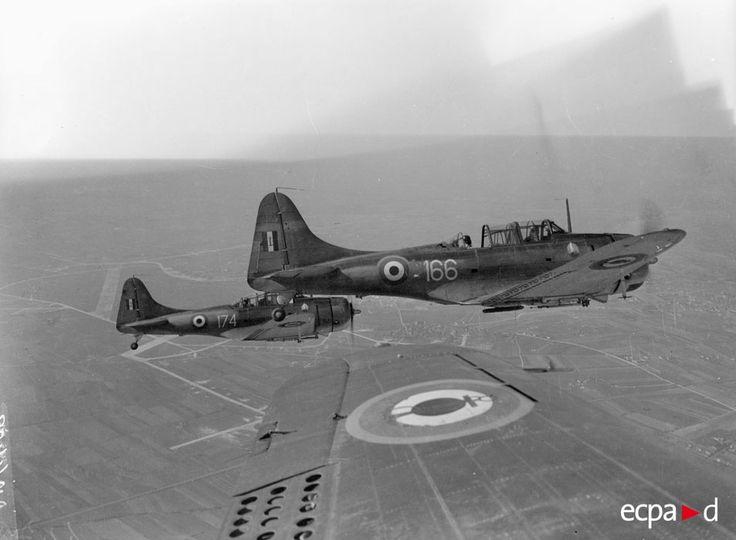 Les avions de la Seconde Guerre mondiale dans le fonds ECPAD – ECPAD