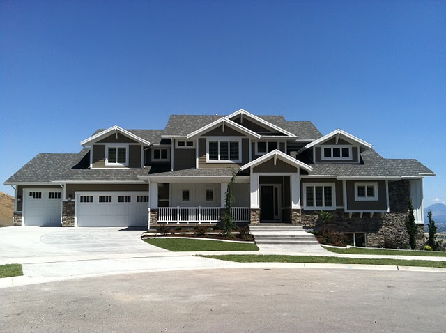 Exterior Homes 90 best candlelight home exteriors images on pinterest | utah
