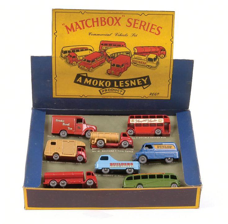 Lesney Matchbox ps4