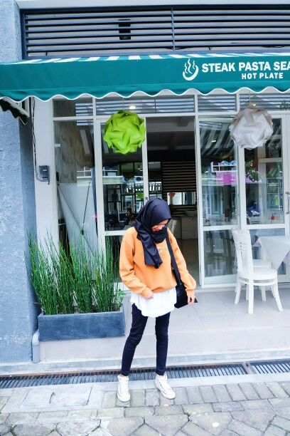 Hijab girl school days outfits