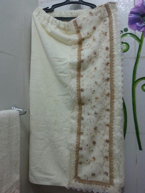 Bath wrap