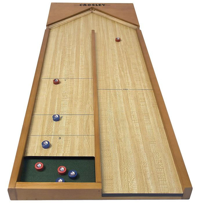Rebound! We didn't have this game but I played it at a friends. Such skill:)