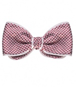 I want a bow tie and I love this brand with the piping. Very dapper for a guy but cute enough to be girly.