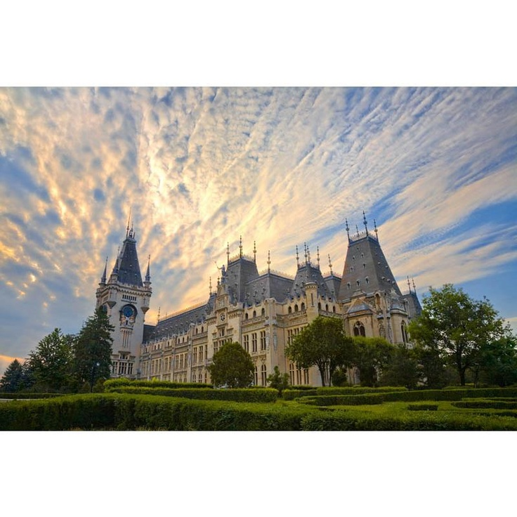Palace of Culture (Iaşi), Romania  Wanna see some Castles? We're going Castle Hopping! Sign up to get in on the fun: https://app.getresponse.com/site/celtictrims/webform.html?wid=377496