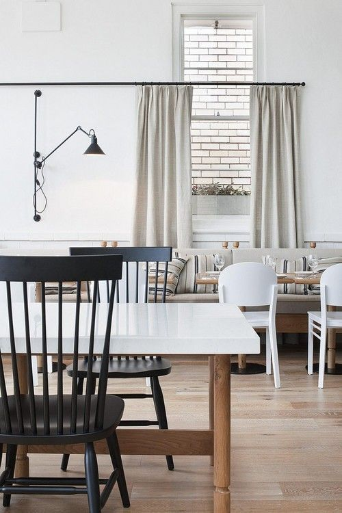 This Australian restaurant has had many transformations, but we like this one the best.