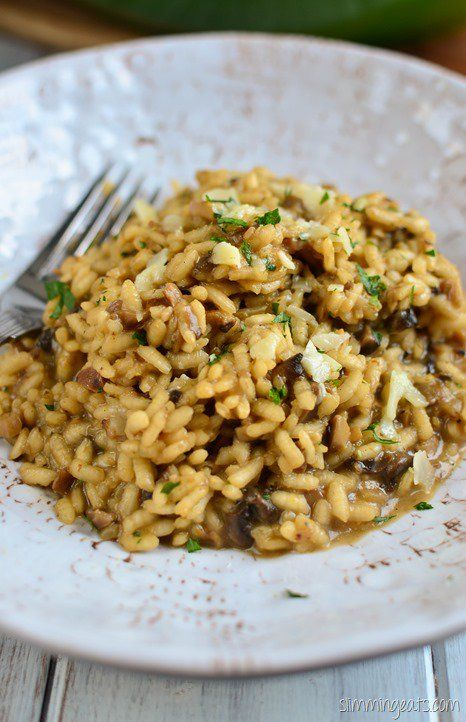 This recipe is gluten free, vegetarian, Slimming World and Weight Watchers friendly Slimming Eats Recipe Extra Easy – 1.5 syns plus 1 HEa per serving Green – 1.5 syns plus 1 HEa per serving Mushroom Risotto  Print Serves 4 Author: Slimming Eats Ingredients 1 onion, finely chopped 4 cups (960ml) of chicken or vegetable...Read More »