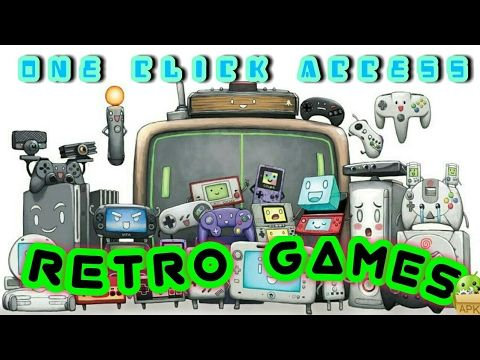 One click = Retro Games,Emulator,App and more - YouTube