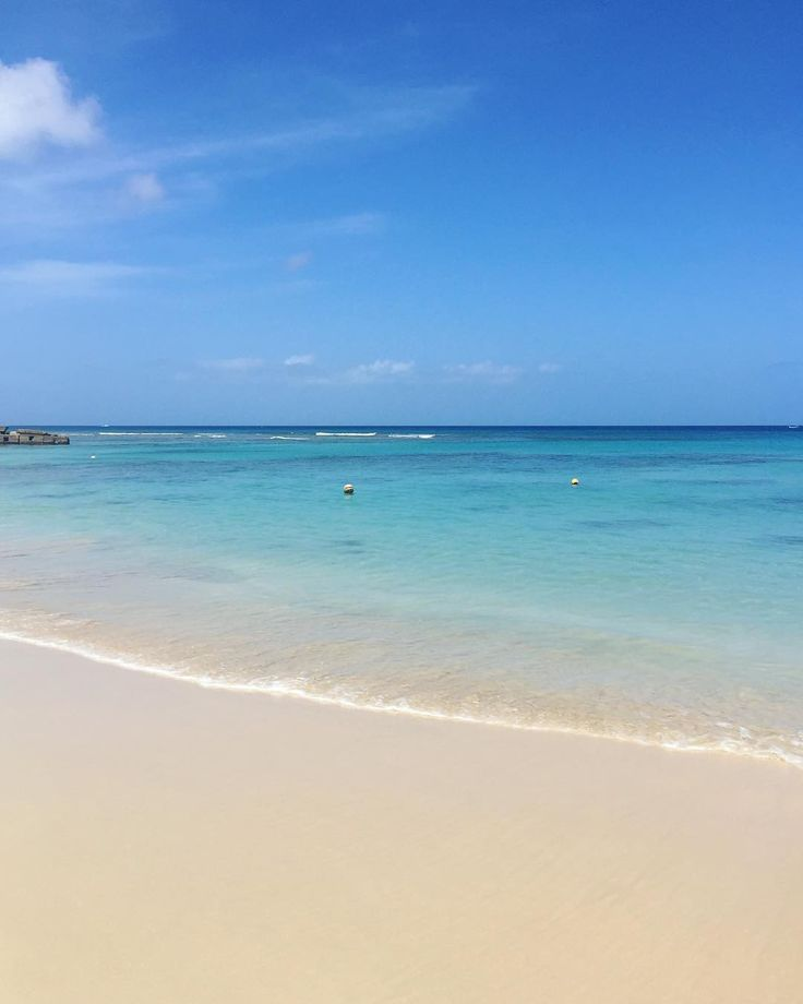 Great start to our morning at Cobblers Cove.    #cobblerscove #barbados
