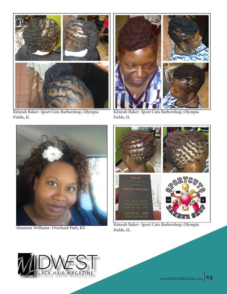 ISSUU - August 2013 Issue- Midwest Black Hair Magazine by Midwest Black Hair Magazine