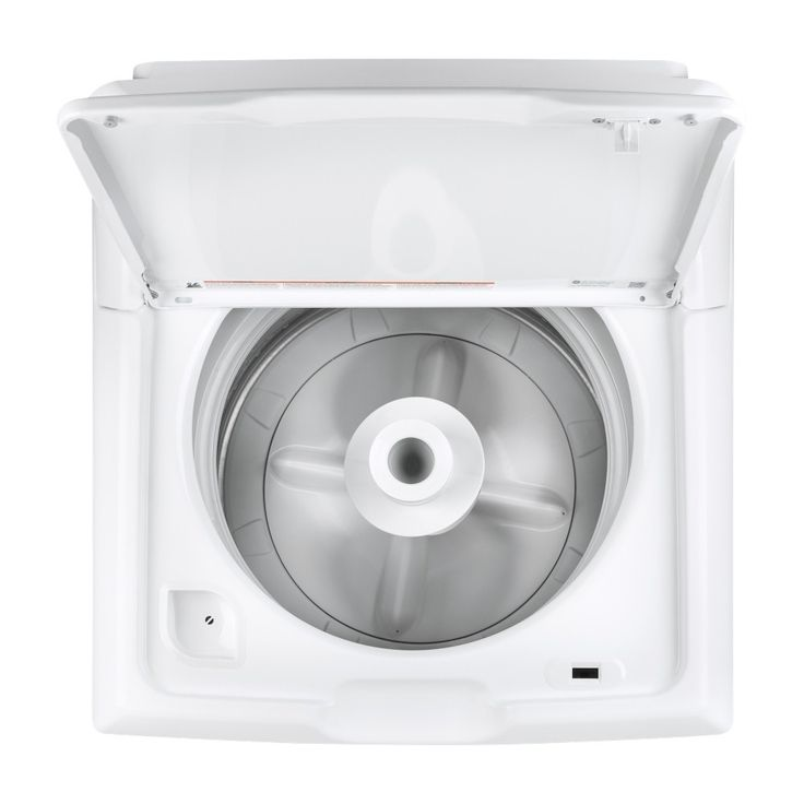 GE - 3.8 Cu. Ft. 11-Cycle Top-Loading Washer - White - AlternateView12 Zoom