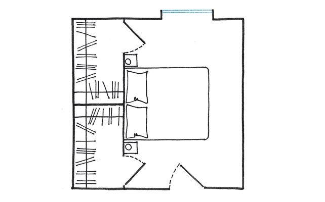 modern Minimalist Walk-in Closet Innovative Design, Cabina Armadio by Porro - Buscar con Google