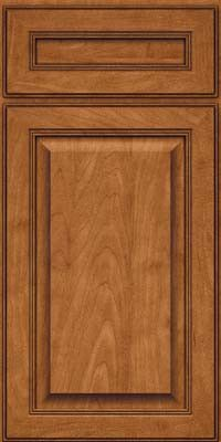 Kraftmaid cabinets square raised panel solid lcm maple in praline w onyx glaze from - Kraftmaid bathroom cabinets catalog ...