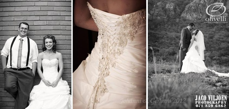 This gorgeous couple, Johanni & Gerhard, had so much fun on their big day! Words can't describe how... pinned with Pinvolve