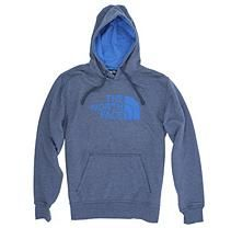 Men Half Dome Pullover Hoodie by North Face BLU XL