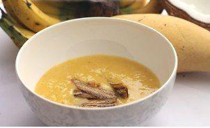 Тропический фруктовый суп