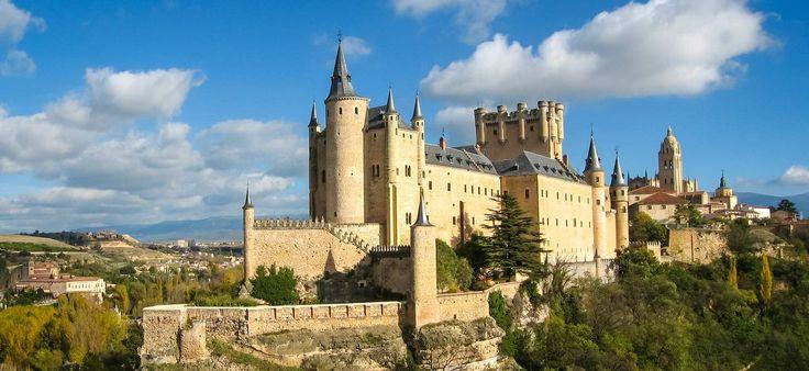 Alcazar in Segovia. The castle, the prison, the academy. - http://archidom.info/?p=9015