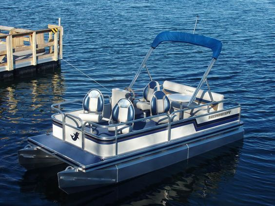 1700 Super Sport Pontoon | Sport Pontoon Boats For Sale Wisconsin