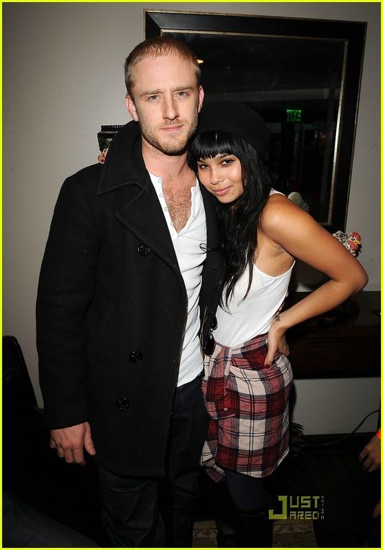 Ben Foster & Zoe Kravitz | Famous Couples ♥ real/fiction ...