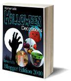 Homemade #Halloween Decorations eBook