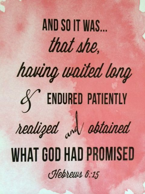 God knows the right timing for you!