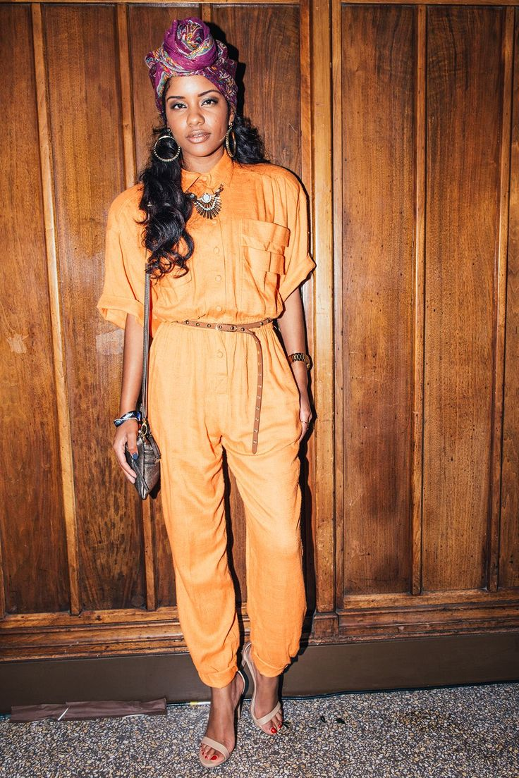 "24 Looks That Take ""Fancy"" & Flip It On Its Head #refinery29  http://www.refinery29.com/2016/11/130843/afropunk-fancy-dress-ball-best-dressed#slide-21  Michelle Charles, 29How would you describe your look?""Fucking fabulous.""..."