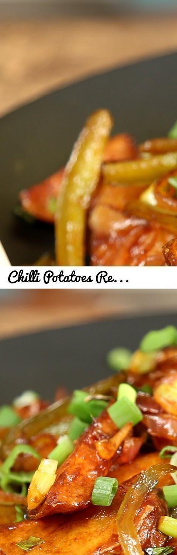 Chilli Potatoes Recipe | Easy To Make Starter/Appetizer Recipe | The Bombay Chef - Varun Inamdar... Tags: chilli potato, chilli potatoes, chilli potatoes recipe. sanjeev kapoor, nisha madhulika, chilli potato street food, chilli potato by vahchef, chilli potato with gravy, shezwan chilli potatoes, garlicky chilli potatoes, crispy chilli potatoes, varun inamdar, rajshri food, the bombay chef, chilli potato chinese, chilli potato in hindi, potato starter recipes, starter recipe indian…