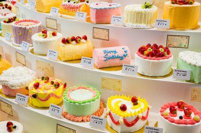 【レコールバンタン】「あべのハルカス1周年記念バースデーケーキ」を製作!!!