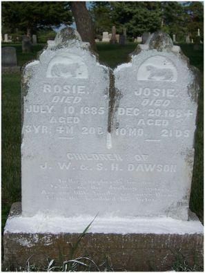How to Use Cornstarch to Read Unreadable Cemetery Stones