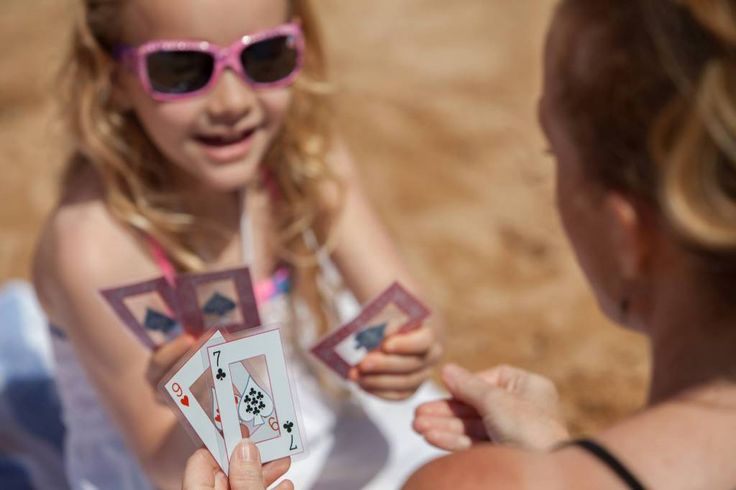 In honor of National Card Day, we've rounded up three special (and especially simple) card tricks and fun games to get their wheels spinning.