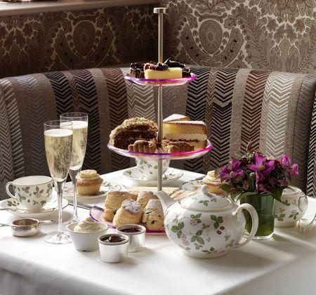 Cream Tea em Londres