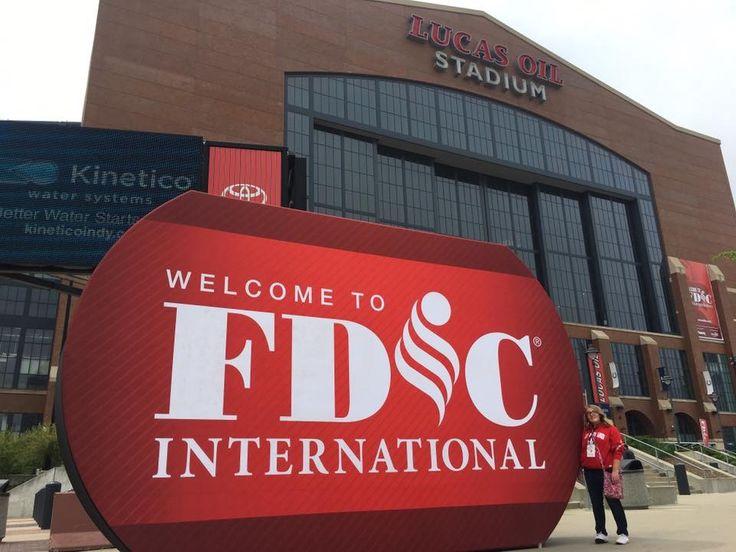 Lucas Oil Stadium FDIC International