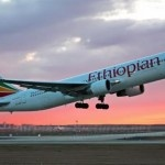 Ethiopian Airlines has received its 3rd Boeing 787-800 airplane, while it awaits to receive a further 7 planes from Boeing under its order for the new model.