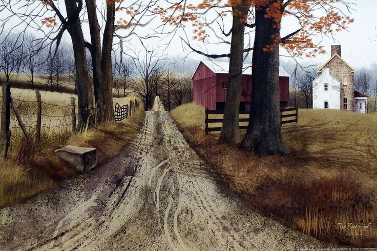 Billy Jacobs The Road Home Print