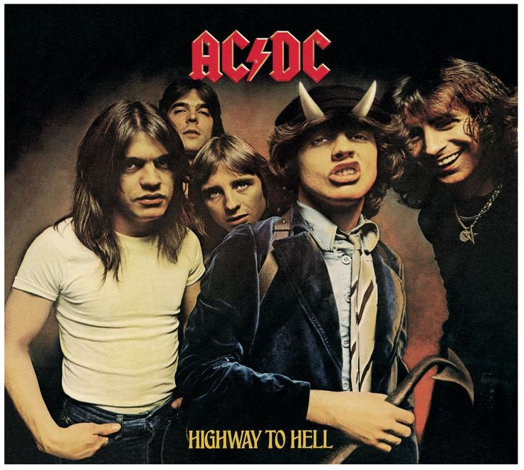 #HighwayToHell  was the last #ACDC album featuring lead singer #BonScott, who died early the following year. #HighwayToHell became #AC/#DC's first #LP to break the US Top 100, eventually reaching no. 17, and it propelled the band into the top ranks of #HardRock acts. It is the second highest selling AC/DC album (behind Back in Black) and is generally considered one of the greatest hard rock albums ever made. #MalcolmYoung #AngusYoung #CD