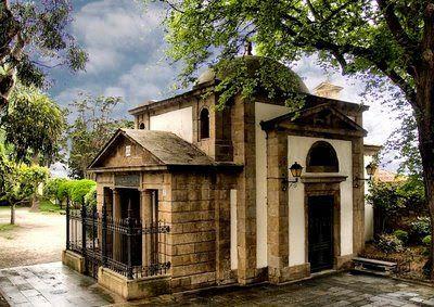 El Cementerio de San Amaro (su historia)
